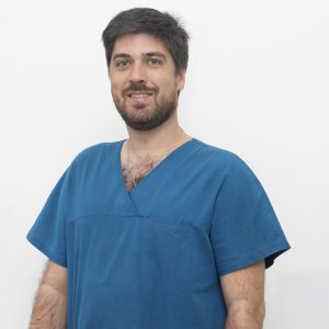 Inigo Mateos Salagre Fisioterapeuta